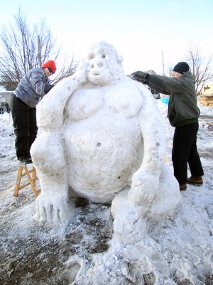 The South Wood County Humane Society's annual Souper Snow Sculpture Spectacular is set for Jan. 24 at the Centralia Center in Wisconsin Rapids.