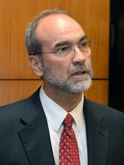 Dr. Gary Jones is chief executive of Vantage Health Plan.