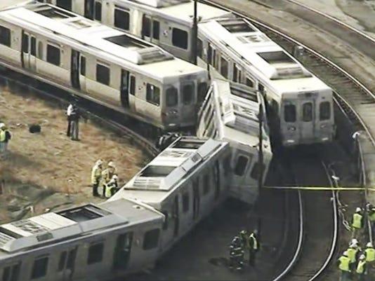 Commuter Trains Accident