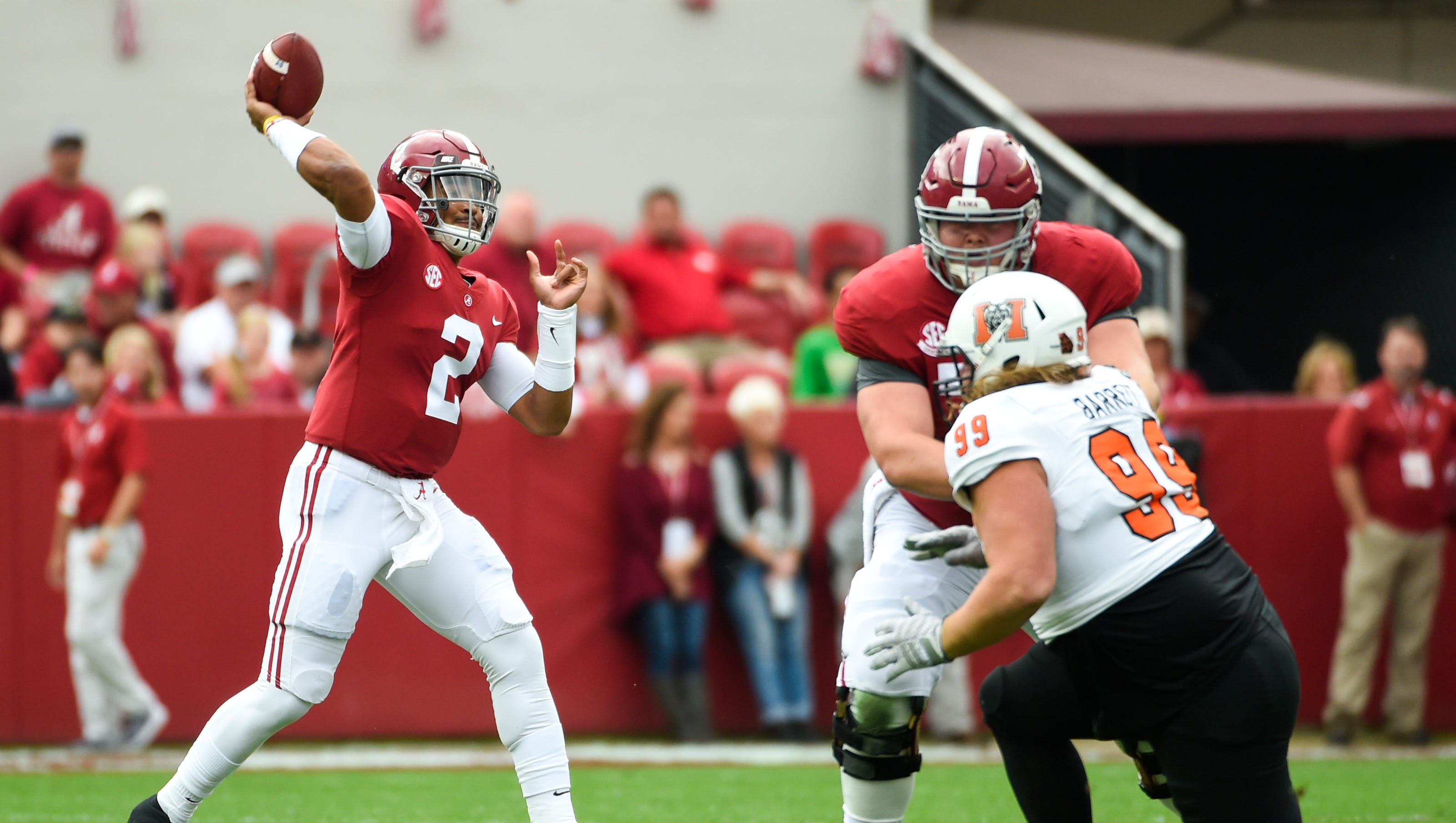 The College Football Playoff Committee Got It Wrong Alabama