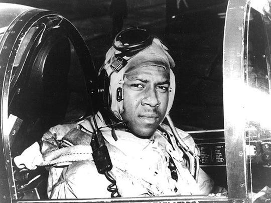 Jesse Brown was the Navy's first black pilot. He died