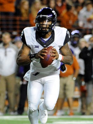 Quarterback Trevone Boykin and the TCU Horned Frogs will open the season at No. 2.