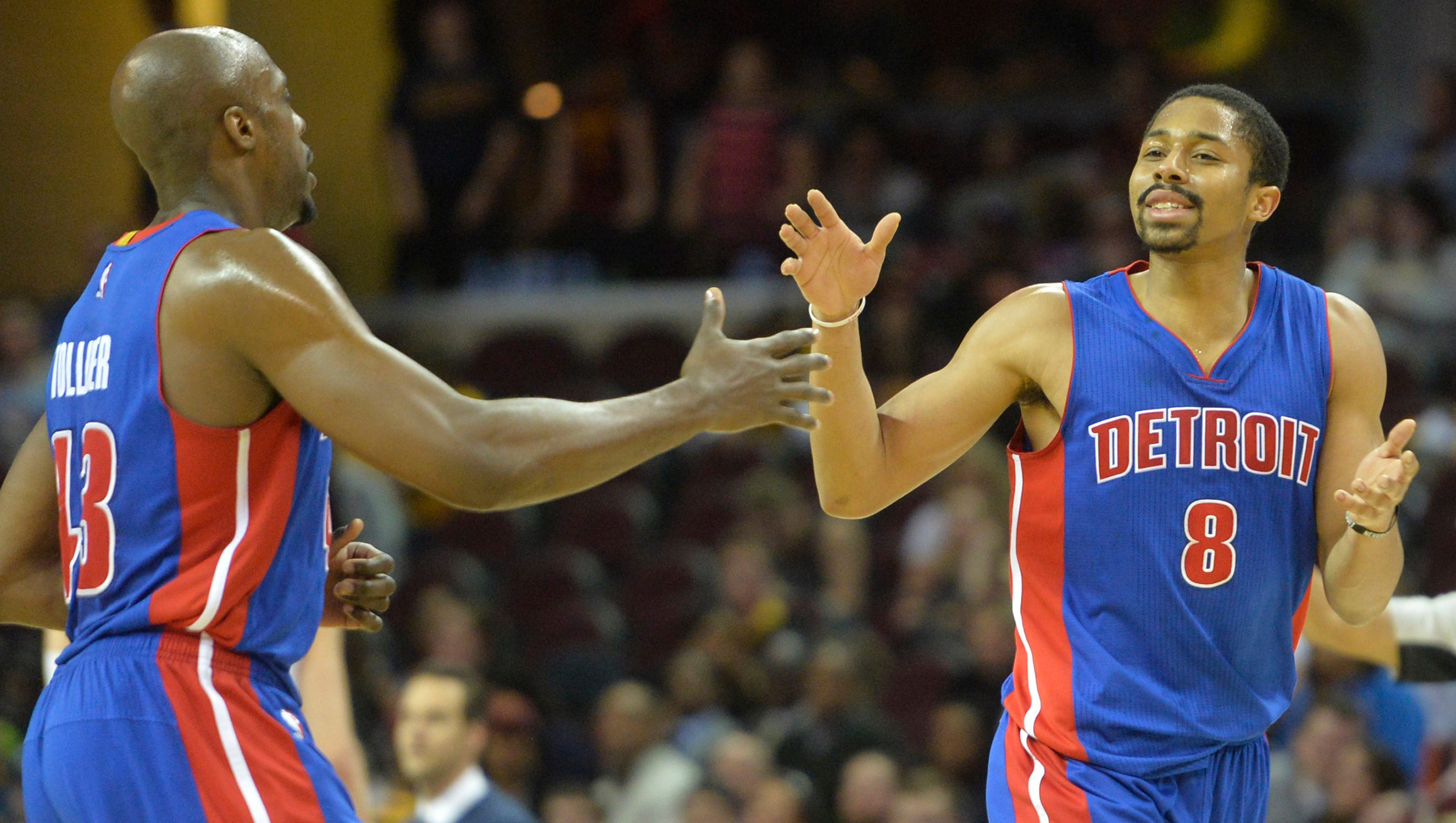 Detroit Pistons roster check: Who's ...