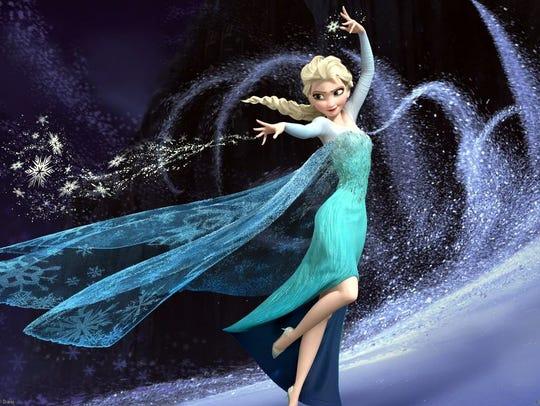 """La canción """"Let it Go"""", de la película Frozen, se hizo"""