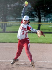 Erin Hiller helped Port Clinton beat Perkins and Edison this week.