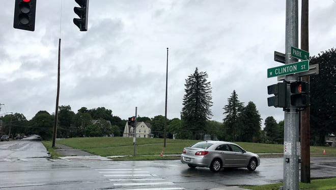 The Lake Erie College of Osteopathic Medicine hopes to build a medical school at the intersection of Clinton Street and Park Place in Elmira.