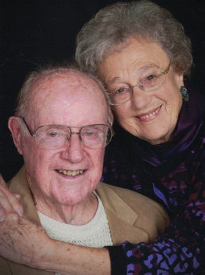 Donald and Margaret Kuhlenschmidt
