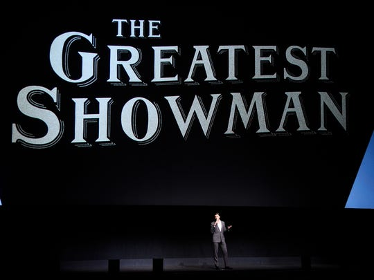 Hugh Jackman, star of 'The Greatest Showman,' discusses