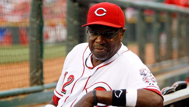 """""""The problem is, we don't have any buddies,"""" says three-time manager of the year Dusty Baker."""