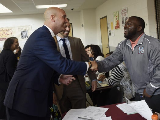 Parents and educators in his former Florida district say he brought reforms…