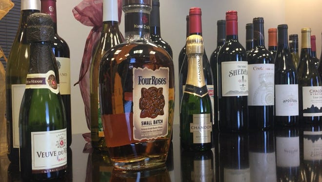 Alcohol shipped into Mississippi illegally.
