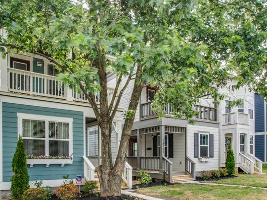 Newly built infill homes are revitalizing neighborhoods