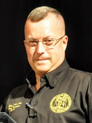 City of Dickson Crime Prevention Officer David Cole.