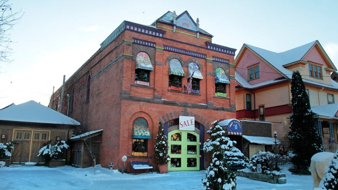The Craft Company No. 6 on University Avenue in Rochester Tuesday, Jan. 13, 2015.