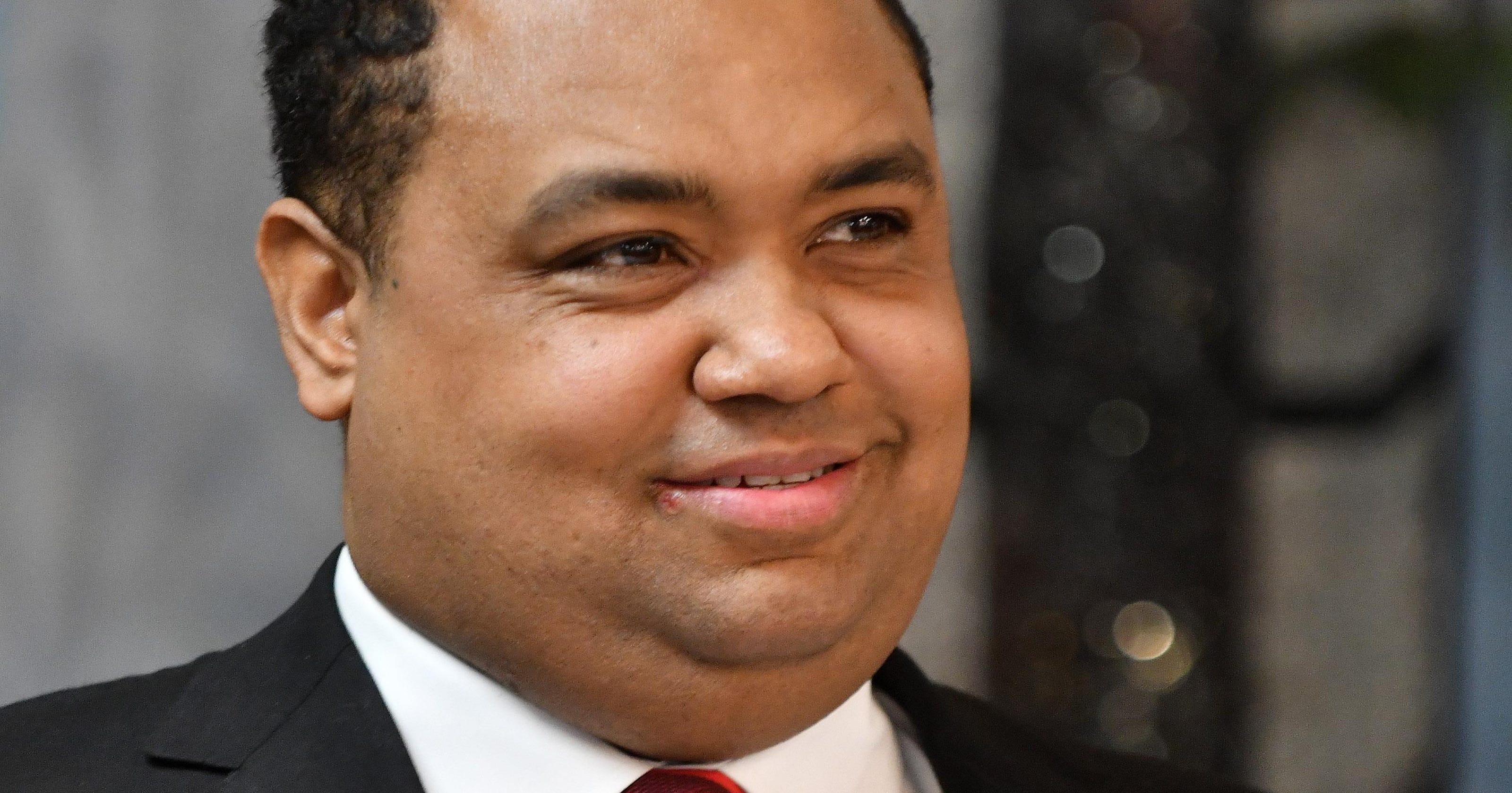 Coleman Young II runs for Congress to replace resigned Rep. Conyers