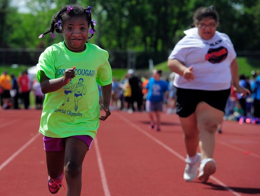 NAS-Special Olympics 2016