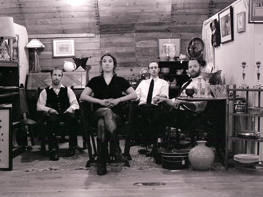 Driftwood will perform at the Haunt on New Year's Eve.