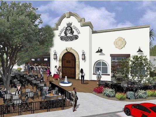Barrio Queen's Desert Ridge Marketplace rendering