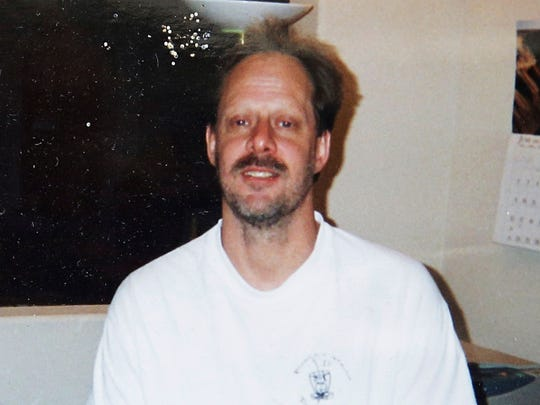 Undated photo of Stephen Paddock provided by his brother, Eric Paddock. Credit: AP