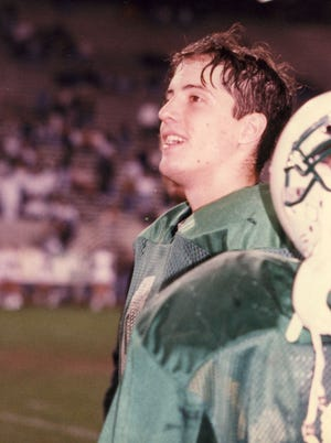 Ryan Kealy was the last  Knight named to a high school All-American team. Led them to their last of nine state championships in 1995, capping a brilliant career with a 33-7 victory over Phoenix Horizon.