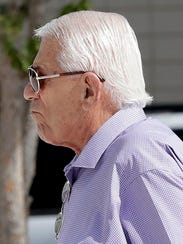 Developer George Johnson leaves U.S. District Court