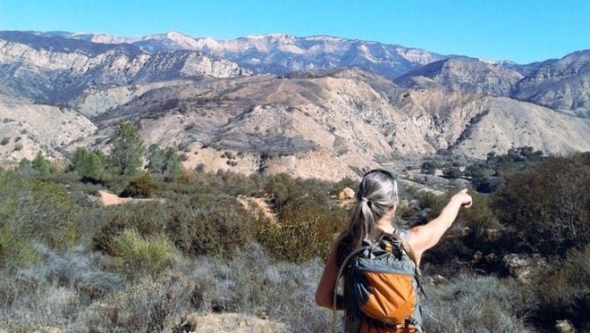 Learn more about backpacking during a panel discussion on Thursday night.