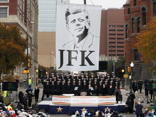 JFK Anniversary