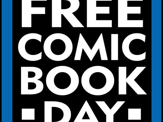Two of Milwaukee's favorite things - free and comic