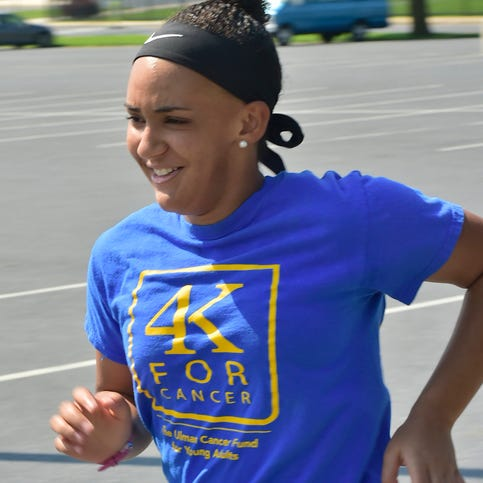 CASHS grad ready to run across country to help fight cancer