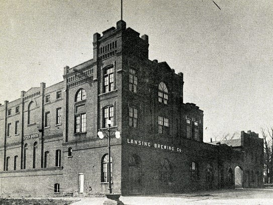 The Lansing Brewing Company, 1301-1313 Turner Street,