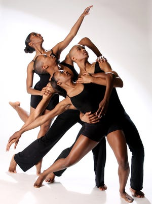 "Kenyetta Dance Company will perform ""Black Box Theory"" at IndyFringe Theatre March 18-20, 2016."