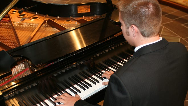 Students from age 9 through high school seniors may participate in the Haywood County honors recital.