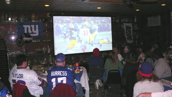 If you want to watch the Super Bowl among friends and strangers, you have your pick of South Jersey bars.