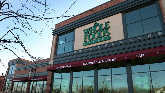 Whole Foods Market is one of the Clay Terrace businesses in Carmel. Wednesday, December 15, 2010.