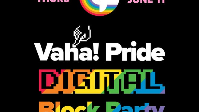 After a break-out inaugural year, AHA! Pride announces it's bringing the block party experience directly to your home.