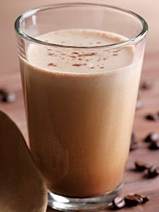 This frozen mochaccino recipe from EatingWell's Joyce Hendley for exemplifies the tenants of Fair Trade.