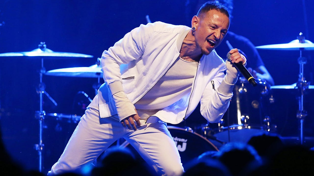 Linkin Park lead vocalist Chester Bennington found dead at age 41