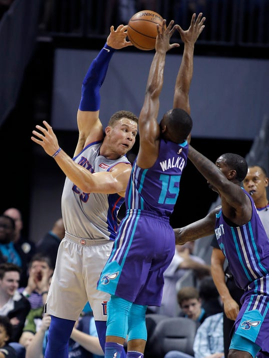 Blake Griffin, Kemba Walker