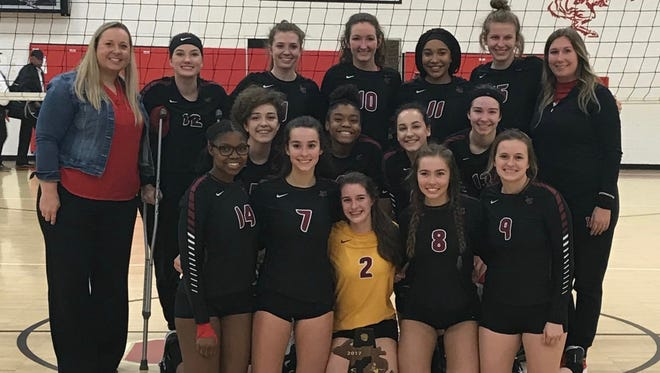 Livonia Churchill defeated Dearborn 3-0 Friday to win the Class A district title.