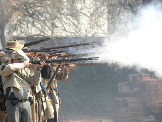 The ninth annual Civil War Days Encampment returns March 7 and 8 to Strathearn Historical Park in Simi Valley.