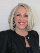 Dorothy Bellas, president of the Middlesex County Association of Realtors