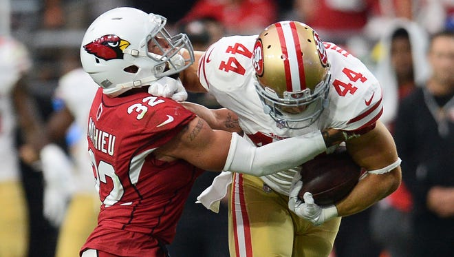 Will the Cardinals or 49ers prevail in Sunday's Week 9 NFL game in San Francisco?