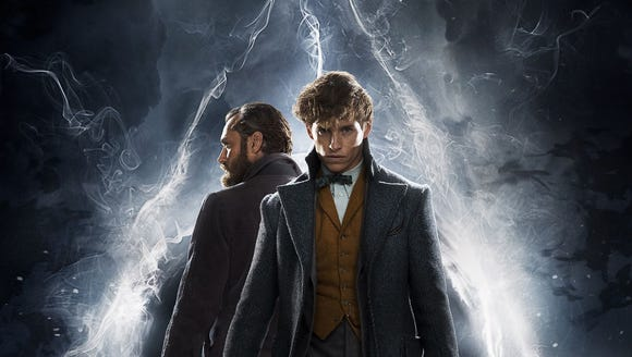'Fantastic Beasts: The Crimes of Grindelwald,' has