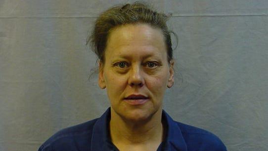 Lorinda Swain in 2011.