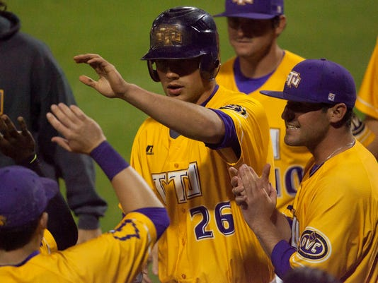 PNI No. 12 ASU baseball vs. Tennessee Tech in game 1 of non-conference series