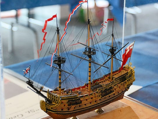 A gold-medal winning model that earned the best miniature