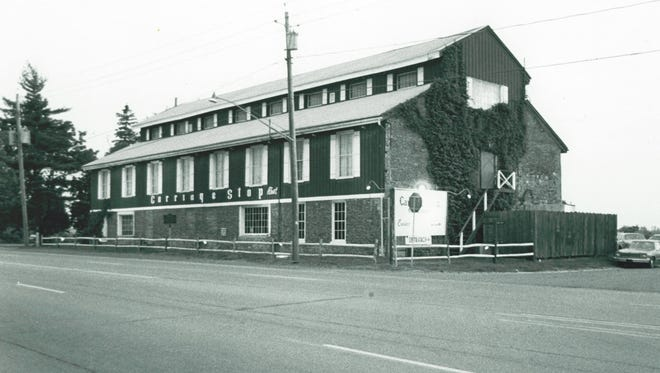 This circa 1979 photo shows the building when it was the Carriage Stop Restaurant.