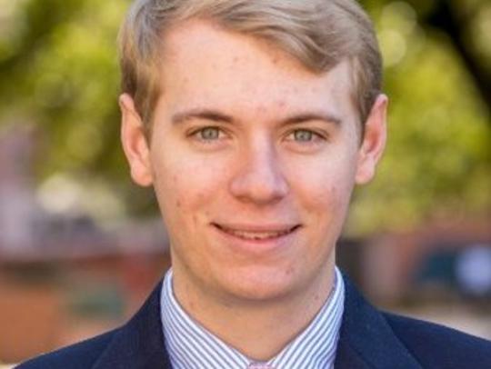 C.J. Wagner, FSU student studying economics and developer