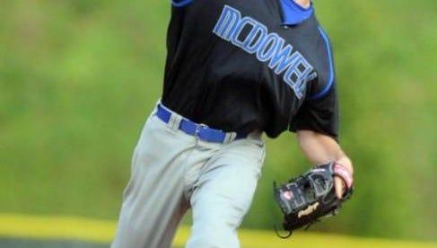 McDowell's Coleman Arrowood.