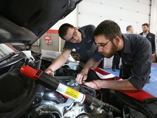 Technician Training & Education Network